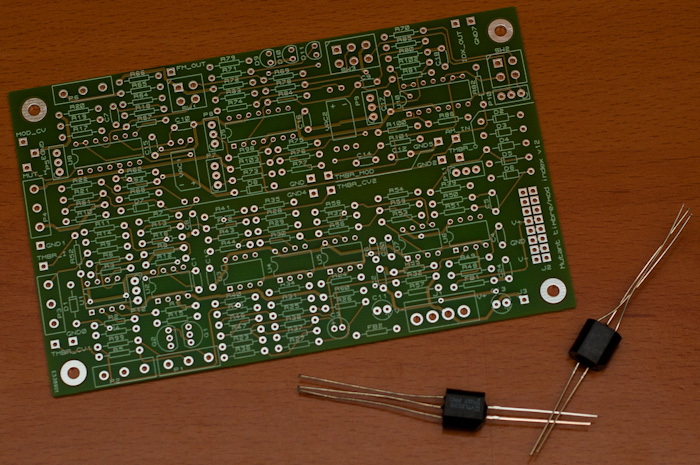 muff wiggler view topic mutant timbre mod index section pcb