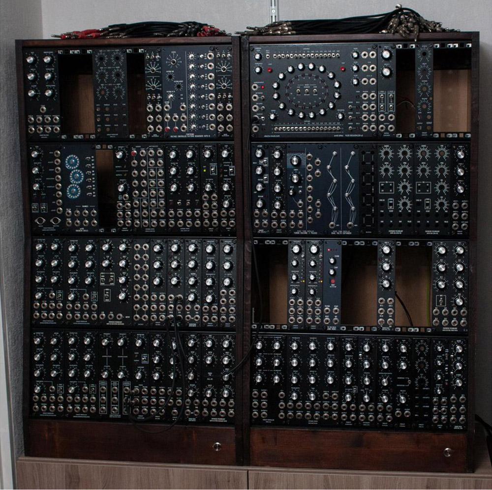 New Cabinets For 5U Modular Synth - Ecalpemos