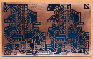 Buchla 291 - PCB based on design of Mark Verbos