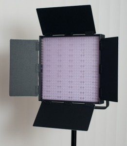 LED Light with Minus Green Filter