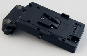 V-Mount Battery 15mm Rails Mount