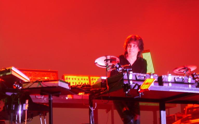 Jean-Michel Jarre live in Ahoy, Rotterdam - Sept. 27th, 2010