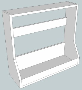 Buchla200 custom cabinet design v1