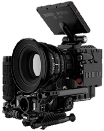 Red Epic-M digital cinema camera