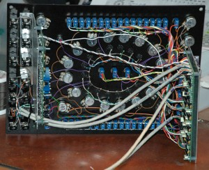 Klee sequencer: Digital PCB wiring completed
