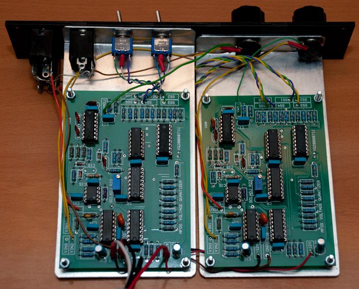 MFOS Quantizers PCB