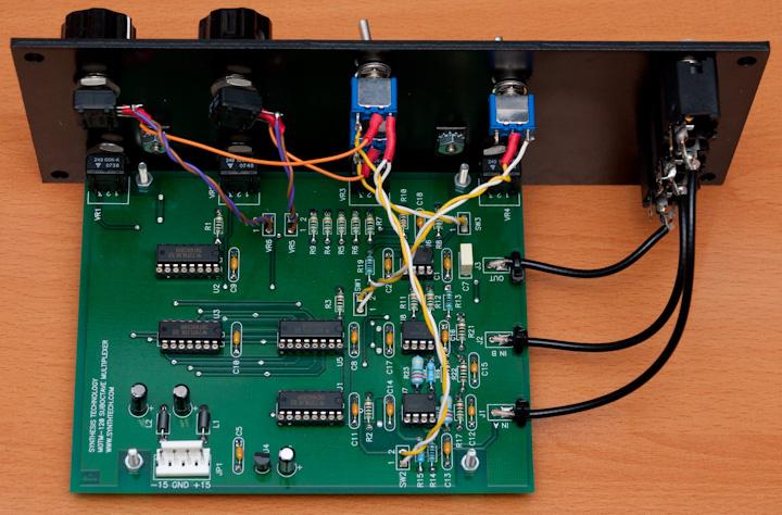 MOTM-120 PCB