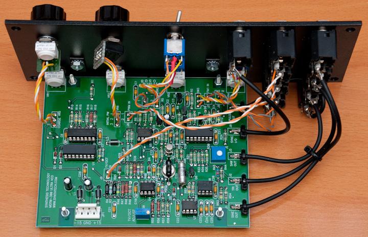 MOTM-300 PCB
