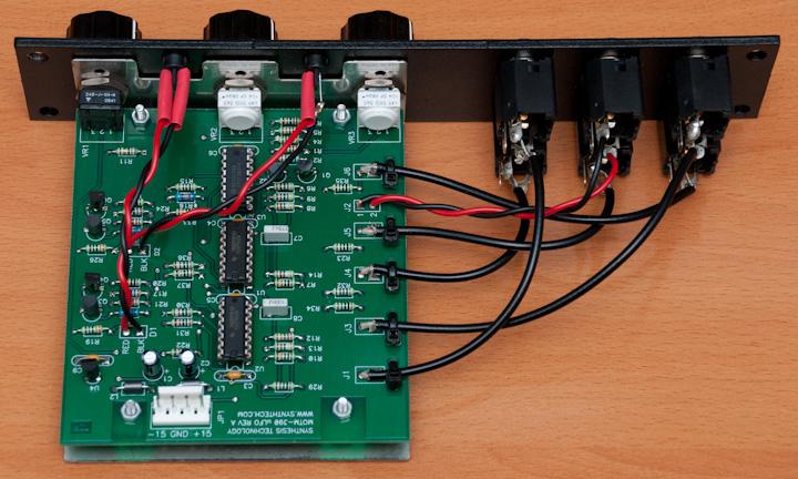MOTM-390 PCB