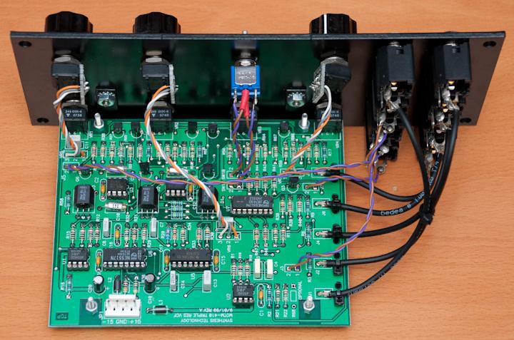 MOTM-410 PCB