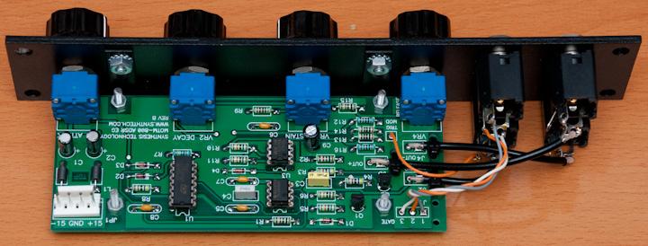 MOTM-800 PCB