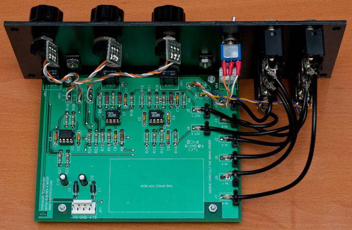 MOTM-830 PCB