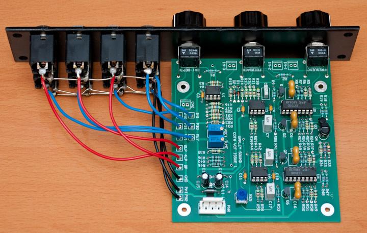 Oakley Sound COTA Filter PCB