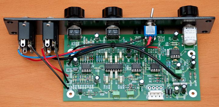 Oakley Sound EFG PCB