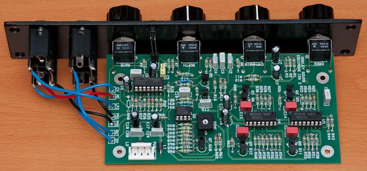 Oakley Sound Equinoxe PCB