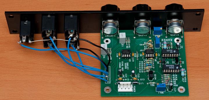 Oakley Sound Classic Ring Modulator PCB