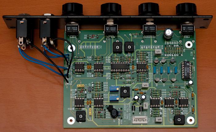 Oakley Sound Superladder PCB