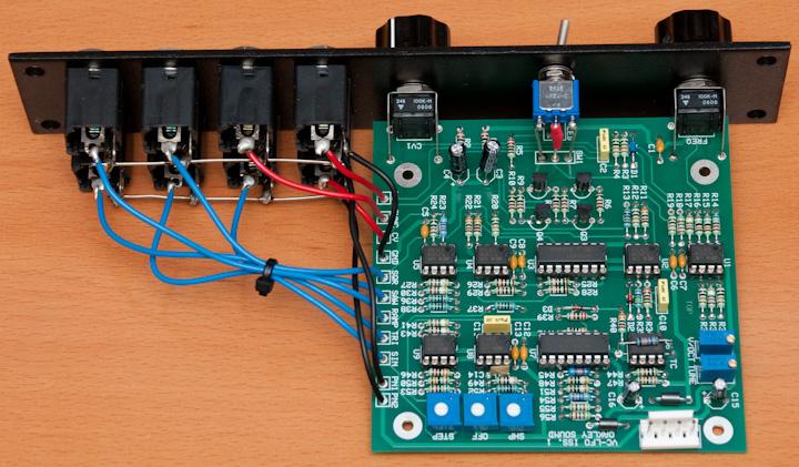 Oakley Sound VC-LFO PCB