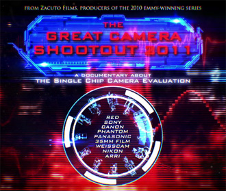 The Great Camera Shootout 2011
