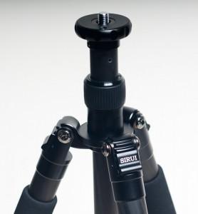 Sirui T-1204X Carbon Tripod detail