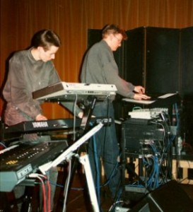 Syndrone live at KLEM Day 1993 (de Vereniging, Nijmegen)