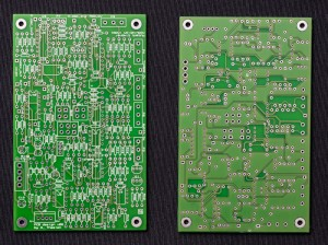 Mutant Timbre / Mod Section prototype PCB